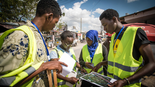 Students Complete Industrial Training – 228 Mapped Subwards and Action Maps for Disaster Management of Dar es Salaam
